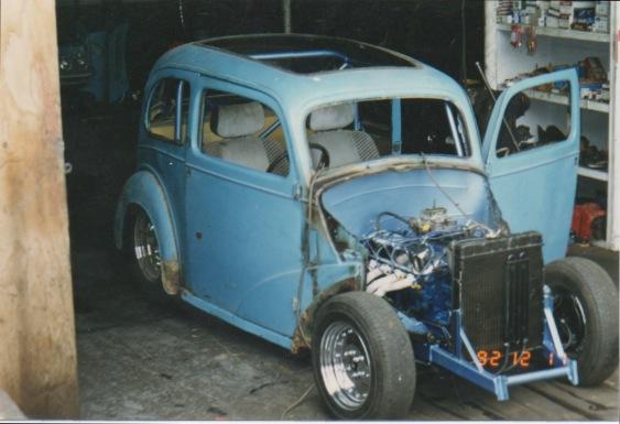 Ford Popular 20