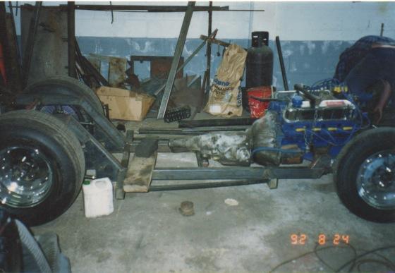 Ford Popular 4
