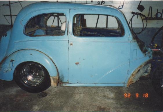 Ford Popular 7
